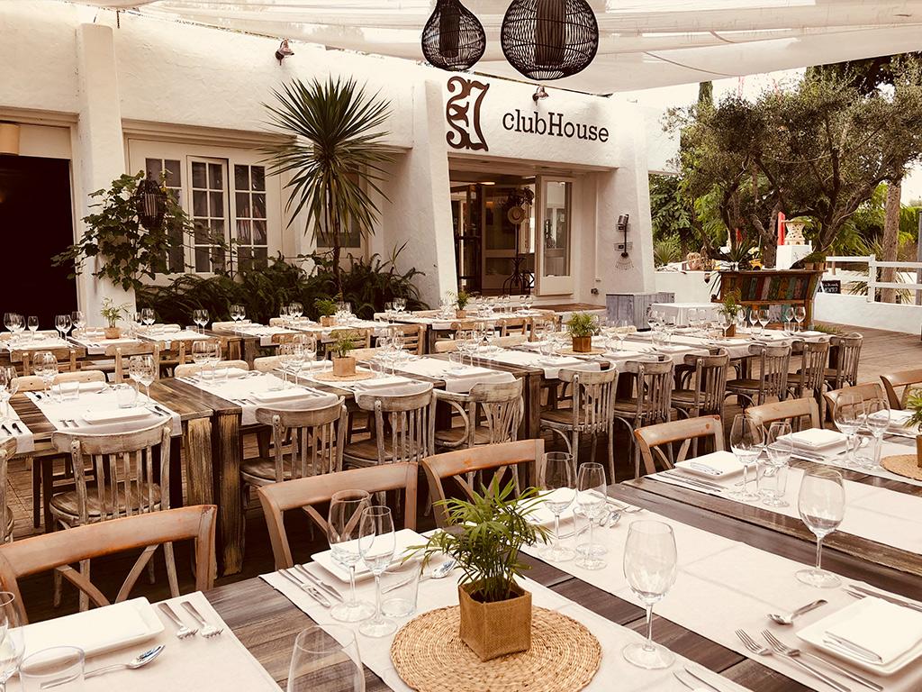 Bodas Restaurante ClubHouse27